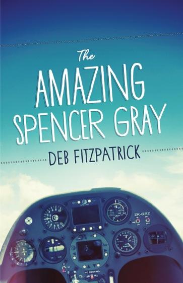 Spencer Gray book cover